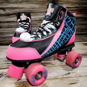Kandy Licious Girls Quad Roller Blades Skates